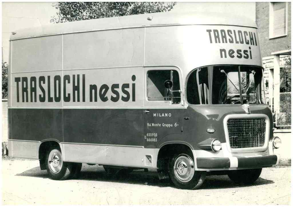 Nessi Traslochi Milano