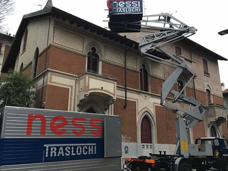 Azienda Traslochi Milano